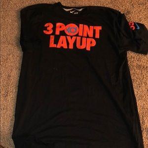 OG Kevin Durant shirt (size large)